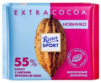 "Шоколад молочный ""С мягким вкусом из Ганы"" (100 г)"