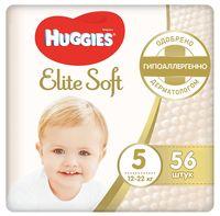 """Подгузники """"Elite Soft 5"""" (12-22 кг; 56 шт.)"""