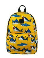 """Рюкзак """"Акулы"""" (378, желтый)"""