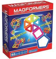 """Конструктор магнитный """"Magformers 62"""" (62 детали)"""