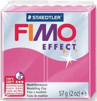 """Глина полимерная """"FIMO Effect"""" (красный кварц; 57 г)"""