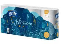 "Туалетная бумага ""Blossom"" (8 рулонов)"