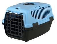 "Переноска для животных ""Traveller Capri I"" (32х31х48 см; серо-голубая)"
