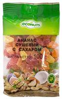 "Ананас сушеный ""Econuts"" (100 г)"