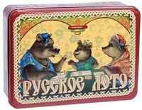 """Русское лото """"Три медведя"""""""