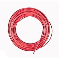 Оплётка троса переключения (30 м; красная)