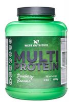 "Протеин ""Multiprotein"" (2,27 кг; клубника-банан)"