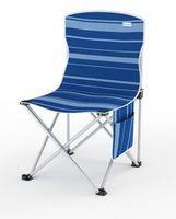 Кресло складное в чехле К503 (цвет: индиго)