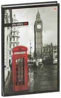 """Блокнот в клетку """"Лондон"""" (А4; 160 листов)"""