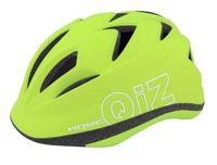"""Шлем велосипедный """"Qiz"""" (лаймовый; р. 52-57)"""