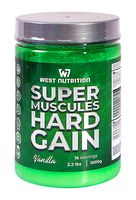 "Гейнер ""Super Muscles Hard Gain"" (1 кг; ваниль)"