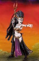 "Миниатюра ""Warhammer FB. Dark Elf Supreme Sorceress"" (85-34)"