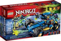 """LEGO Ninjago """"Шагоход Джея"""""""