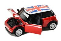 """Металлическая машинка """"Автосталь. Mini Cooper"""""""