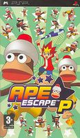Ape Escape P (PSP)