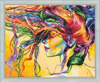 """Картина по номерам """"Краски ветра"""" (400х500 мм)"""