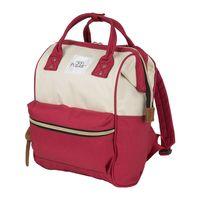 Рюкзак 17198 (13 л; бежевый/красный)