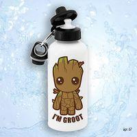 """Бутылка для воды """"Стражи Галактики. Грут"""" (600 мл)"""