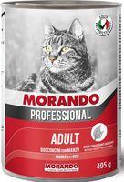 "Консервы для кошек ""Gatto"" (405 г; говядина; арт. 09960)"