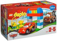 "LEGO Duplo ""Гонки на Тачках"""