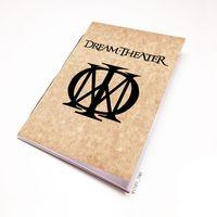 """Блокнот крафт """"Dream Theater"""" А7 (арт. 064)"""