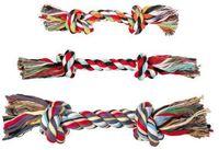 """Игрушка для собаки """"Веревка с двумя узлами"""" (40 см; арт. 3276)"""