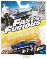"Модель машины ""Fast&Furios. Ford GT-40"" (масштаб: 1/55)"