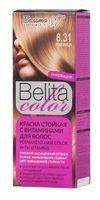 """Краска для волос """"Belita Color"""" (тон: 8.31, пшеница)"""
