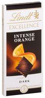 "Шоколад темный ""Excellence. Апельсин и миндаль"" (100 г)"