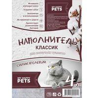 """Наполнитель для кошачьего туалета """"Классик"""" (4 л)"""
