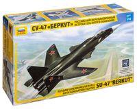 """Сборная модель """"Самолет """"Беркут"""" Су-47"""" (масштаб: 1/72)"""