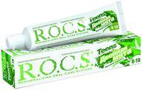 """Зубная паста """"R.O.C.S. Teens. Взрывная свежесть с бодрящим мятным вкусом"""" (74 г)"""