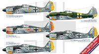 """Истребитель """"FW 190 A"""" (масштаб: 1/48)"""