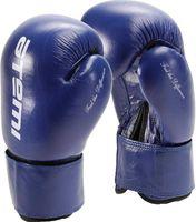 Перчатки боксёрские LTB19009 (12 унций; синие)