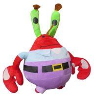 """Мягкая игрушка """"Мистер Крабс """" (15 см)"""