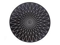 Тарелка керамическая (190 мм; арт. S10854-BK01)