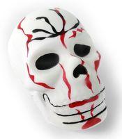 "Игрушка-антистресс ""Белый череп"""