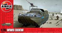 """Автомобиль амфибия """"WWII DUKW"""" (масштаб: 1/76)"""