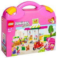 "LEGO Juniors ""Чемоданчик Супермаркет"""