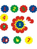 "Развивающая игрушка ""Цифры-цветок"""