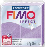 """Глина полимерная """"FIMO Effect"""" (перламутровый лиловый; 57 г)"""