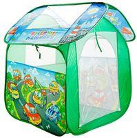 """Детская игровая палатка """"Весёлые машинки"""""""
