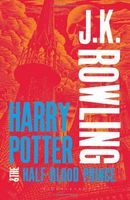 Harry Potter and the Half-Blood Prince (Adult Cover)