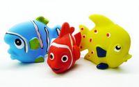 """Набор игрушек для купания """"Маленькие рыбки"""""""