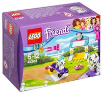 "LEGO Friends ""Выставка щенков: Скейт-парк"""