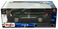 "Модель машины ""Jeep Grand Cherokee"" (масштаб: 1/18)"