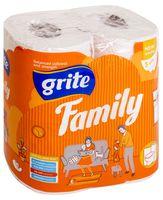"""Туалетная бумага """"Family"""" (4 рулона)"""