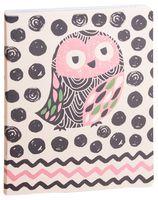 """Тетрадь полуобщая в клетку """"Owl"""" (48 листов; в ассортименте)"""