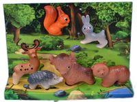 """Набор игрушек для купания """"Животные"""" (6 шт.)"""