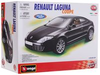 """Модель машины """"Bburago. Kit. Renault Laguna Coupe"""" (масштаб: 1/32)"""